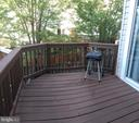 Deck off Dining Room - 45568 READING TER, STERLING