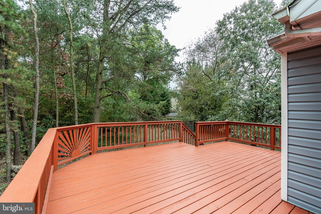 375 SQ/FT Deck!! - 119 FOXHOUND DR, GLEN BURNIE