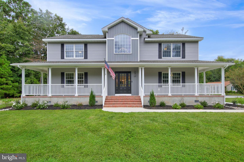 Single Family Homes per Vendita alle ore Dagsboro, Delaware 19939 Stati Uniti