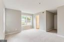 Master open right into the batheroom - 10248 APPALACHIAN CIR #1-A3, OAKTON