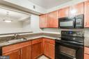 Easy to stay in touch with family from kitchen - 10248 APPALACHIAN CIR #1-A3, OAKTON