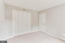 And wonderful closet space in 2nd bedroom - 10248 APPALACHIAN CIR #1-A3, OAKTON