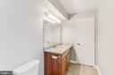 Great space on countertop - 10248 APPALACHIAN CIR #1-A3, OAKTON