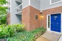 The landscaping is luscious! - 10248 APPALACHIAN CIR #1-A3, OAKTON
