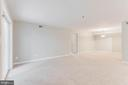Wow, what a huge living and dining room area! - 10248 APPALACHIAN CIR #1-A3, OAKTON
