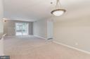 Updated light in the dining area - 10248 APPALACHIAN CIR #1-A3, OAKTON