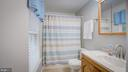 Master Bathroom - 6041 MEYERS LANDING CT, BURKE