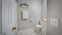 Shared Hall Bath - 6041 MEYERS LANDING CT, BURKE