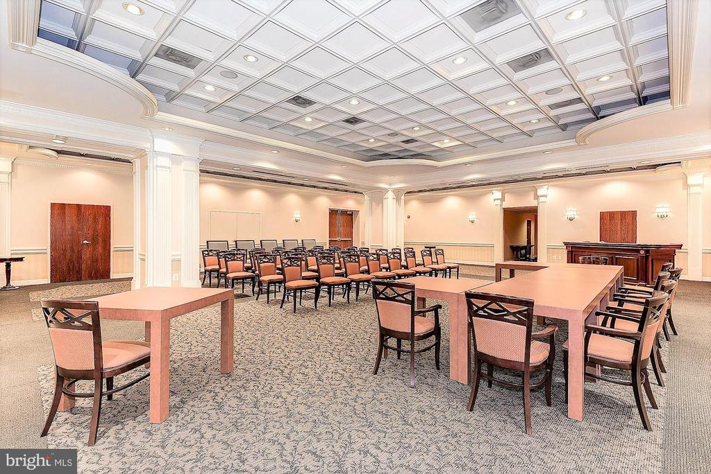 Party Room - 5500 FRIENDSHIP BLVD #1409N, CHEVY CHASE