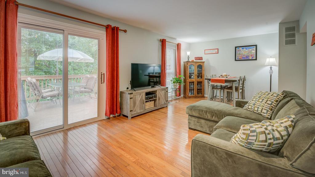 Living Room - 6041 MEYERS LANDING CT, BURKE