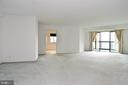The Living Room as it is - 900 N STAFFORD ST #2430, ARLINGTON