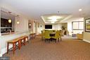 Building's common room - 900 N STAFFORD ST #2430, ARLINGTON