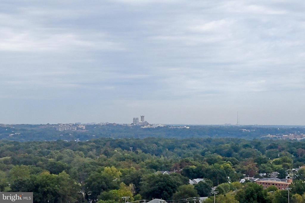 Cathedral view (balcony) - 900 N STAFFORD ST #2430, ARLINGTON
