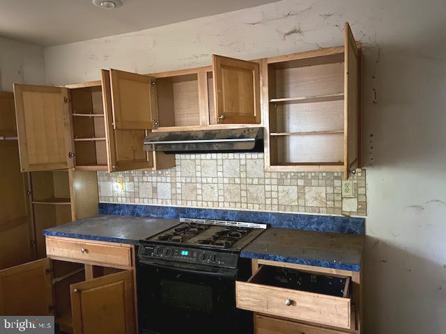 Kitchen - 1325 INGRAHAM ST NW, WASHINGTON