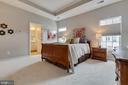 Master Suite - 2229 POTOMAC CLUB PKWY #32, WOODBRIDGE