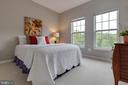2nd Bedroom - 2229 POTOMAC CLUB PKWY #32, WOODBRIDGE