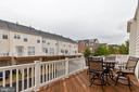 Deck - 2229 POTOMAC CLUB PKWY #32, WOODBRIDGE