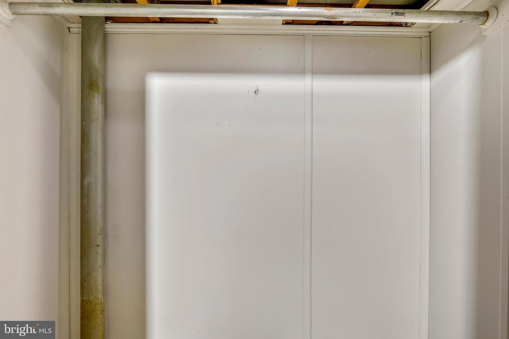 Large closet - 812 BOWIE RD, ROCKVILLE