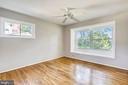 New widows and fans in every bedroom - 812 BOWIE RD, ROCKVILLE