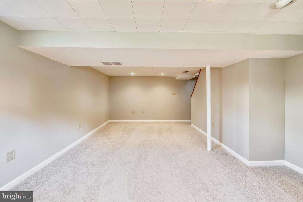 Playroom, Exercise, Game room ~ you name it! - 812 BOWIE RD, ROCKVILLE