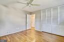 Closet wth built in shelves - 812 BOWIE RD, ROCKVILLE