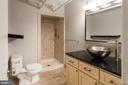 Basement Bath - 3700 ALBEMARLE ST NW, WASHINGTON