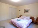 Third bedroom is also good size - 12219 CHAPEL RD, CLIFTON