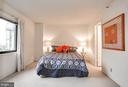 Second bedroom - 1600 N OAK ST #1116, ARLINGTON