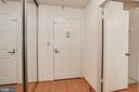 Entrance - 1600 N OAK ST #1116, ARLINGTON