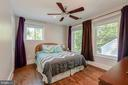 Bedroom 1 - 704 CHALFONTE DR, ALEXANDRIA