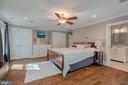 Master Bedroom - 704 CHALFONTE DR, ALEXANDRIA