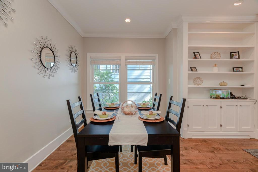 Dining Room - 704 CHALFONTE DR, ALEXANDRIA