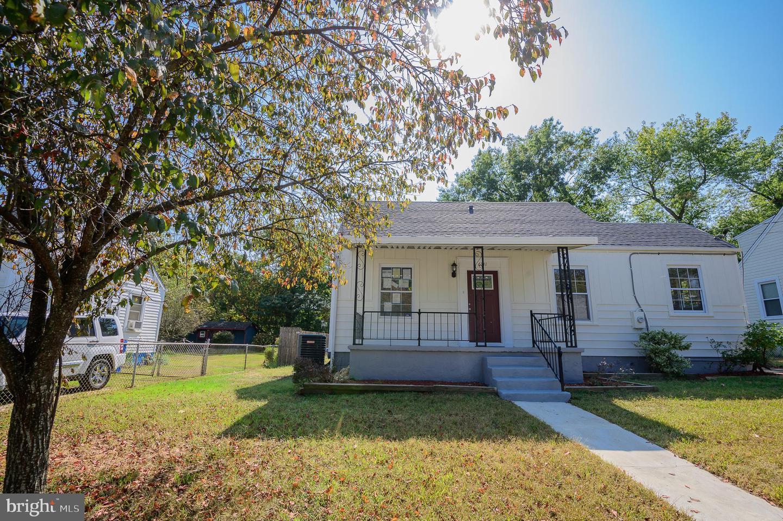 Single Family Homes 용 매매 에 Morningside, 메릴랜드 20746 미국