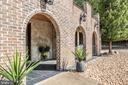 Arched Entrance - 4820 WINTERGREEN CT, WOODBRIDGE
