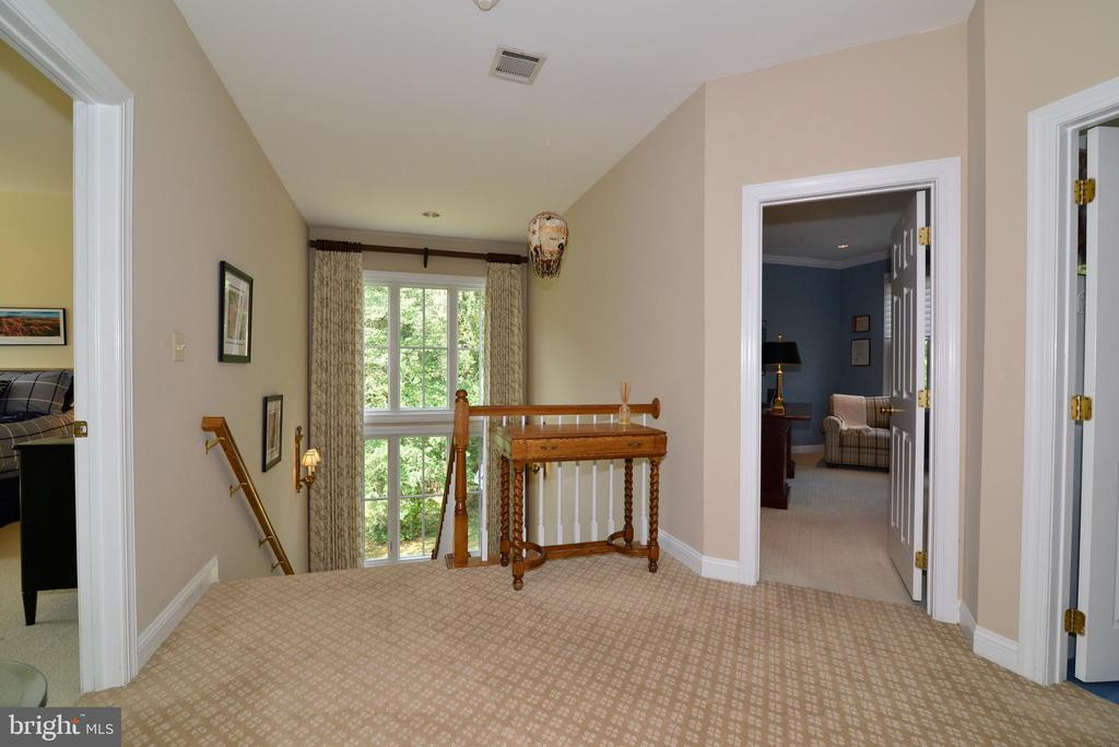 Open, Upper Level Landing. - 10507 WICKENS RD, VIENNA