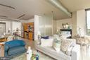 Open Concept Floor Plan - 1133 14TH ST NW #504, WASHINGTON