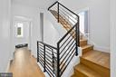 Photo of similar unit: Stairwell - 711 IRVING ST NW #B, WASHINGTON