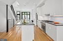 Photo of similar unit: Kitchen - 711 IRVING ST NW #B, WASHINGTON