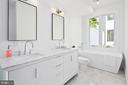 Photo of similar unit: Bathroom - 711 IRVING ST NW #B, WASHINGTON