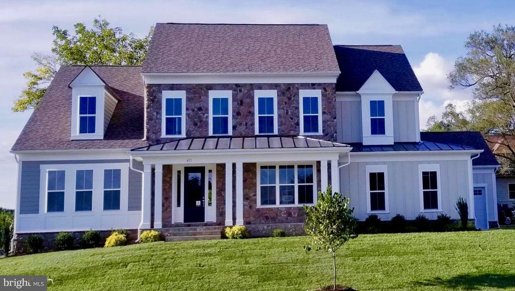 - 0 WEST K ST #THE CARLYLE, PURCELLVILLE