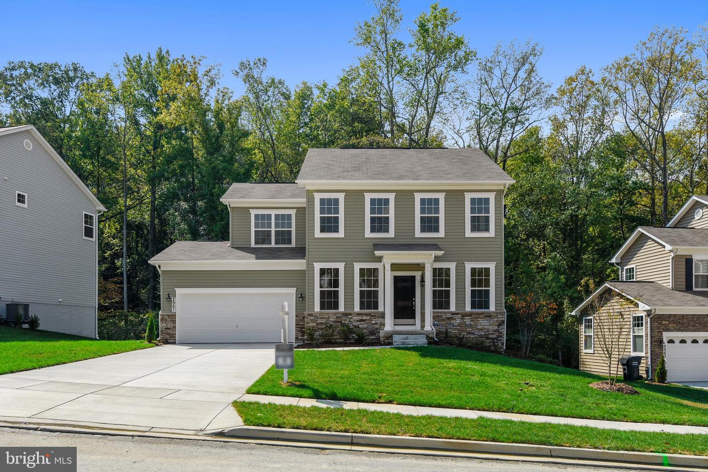 Single Family Homes por un Venta en Bryans Road, Maryland 20616 Estados Unidos