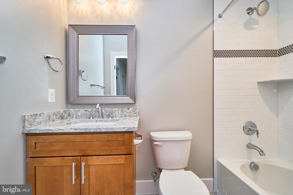 Basement Bathroom - 7017 WOODLAND DR, SPRINGFIELD