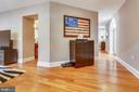 Beautiful Hardwood Floors Throughout.  -Hall - 215 I ST NE #1A, WASHINGTON