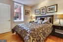 Spacious and Light-Filled Master Bedroom - 215 I ST NE #1A, WASHINGTON