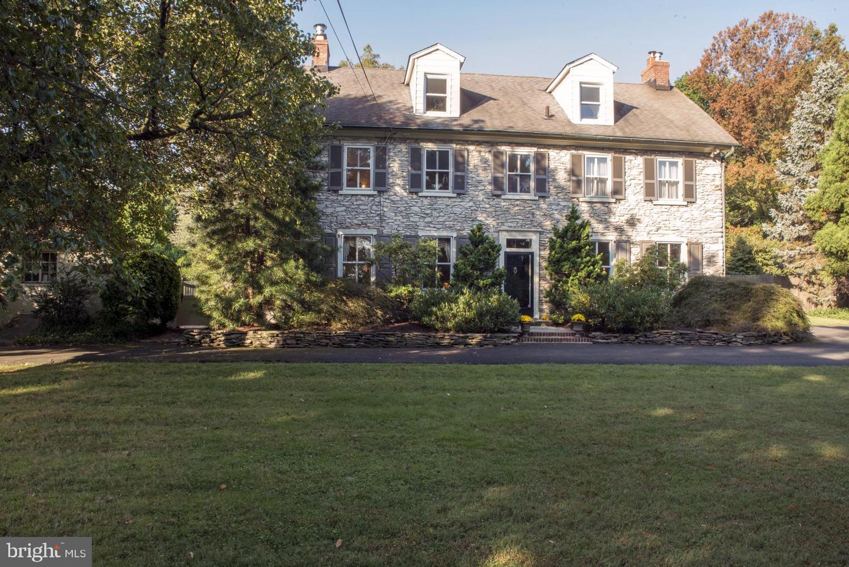 Single Family Homes のために 売買 アット Glenside, ペンシルベニア 19038 アメリカ