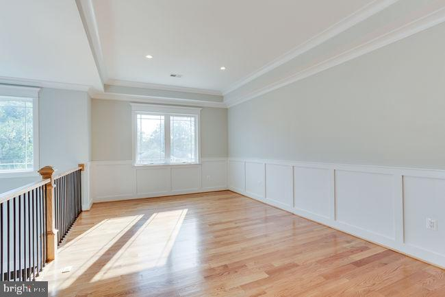 Loft for cozy family time.upstairs - 7022 HECTOR RD, MCLEAN