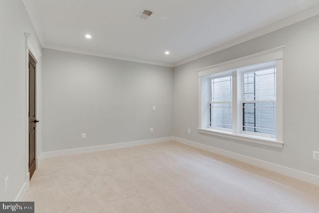 Basement bedroom - 7022 HECTOR RD, MCLEAN