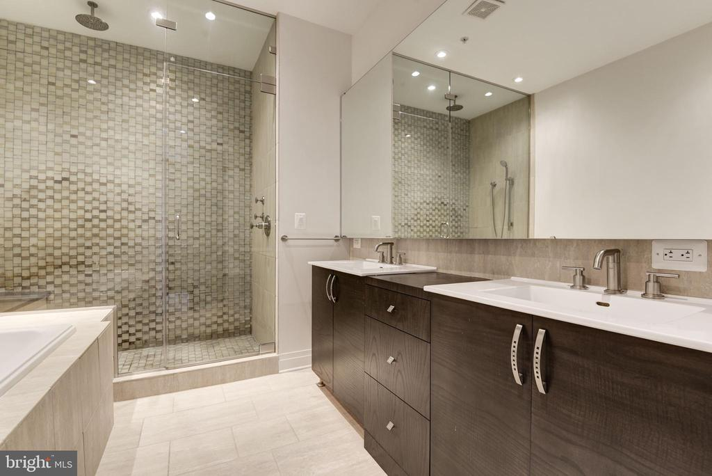 Master Bath - 624-1 8TH ST NE #201, WASHINGTON