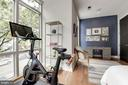 Main Level Guest Bedroom - 624-1 8TH ST NE #201, WASHINGTON