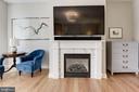 Master Bedroom - 624-1 8TH ST NE #201, WASHINGTON